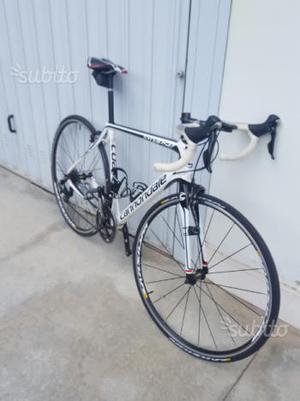 Bici corsa cannondale sinapse