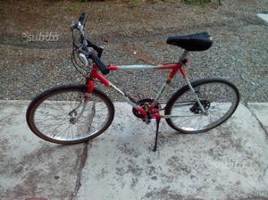 "Bicicletta bimbo 24"" Mountain Bike"