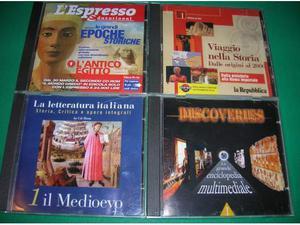 CD rom didattici
