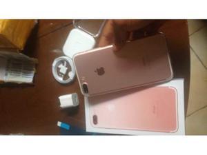 Clone iphone 7plus golden rose