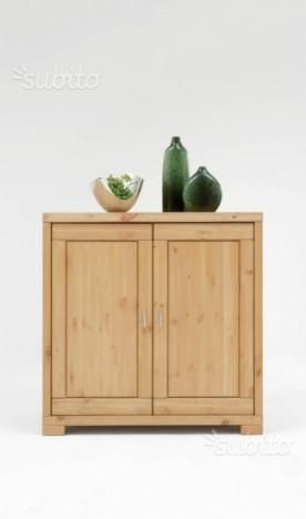Credenza 2 ante legno cod 014/N nuove