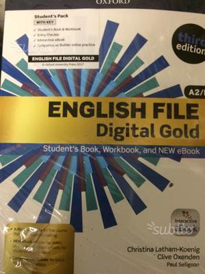 English File Gold A2 B1