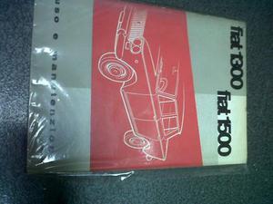 Fiat  Libretto uso e manutenzione