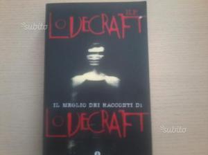 Il meglio dei racconti di Lovecraft
