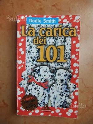 """""""La carica dei 101"""" libro di Dodie Smith,Mondadori"""