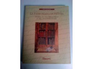 Libro La Fabroniana di Pistoia