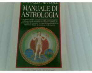"""Libro: """"Manuale di Astrologia"""""""