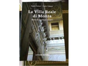 Libro la villa reale di monza