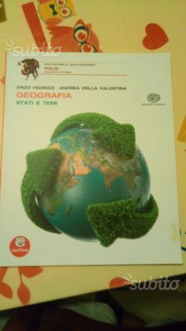 Libro scolastico: Geografia Stati & Temi
