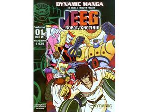 (MANGA) JEEG ROBOT D'ACCIAIO - Serie Completa Dynamic 1-2.