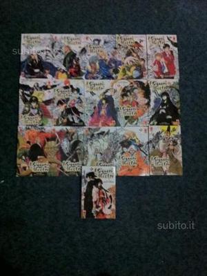 Manga Il signore dei Mostri Vol. 1-16