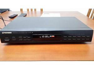 Sintonizzatore digitale fm/am pioneer f-202