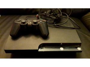 Sony ps3 Slim 120 gb+giochi