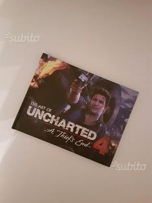 The art of uncharted 4 ps4 nuovo