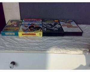 Videocassette vhs generi vari 5 euro l una