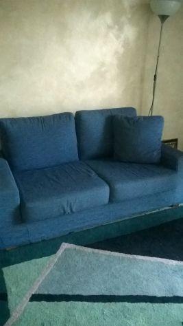 divano 2 posti usato colore bianco posot class