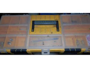 Cassetta porta utensili/attrezzi usata