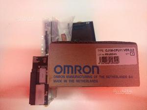 Centralina PLC Omron CJ1M-CPU11 v3.0 Nuova