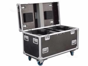 Flight case usato su misura per expander xd3 sd3 posot class for Case vittoriane su misura