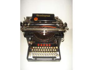 Macchina da scrivere da tavolo remington mod 10