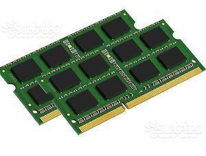 Memoria RAM 2x2GB DDR MHz anche per Apple