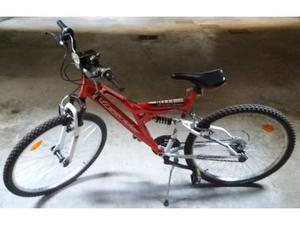 Mtb bicicletta freerider uomo donna mountain bike freerider