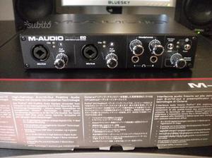 Scheda audio M-Audio Profire 610
