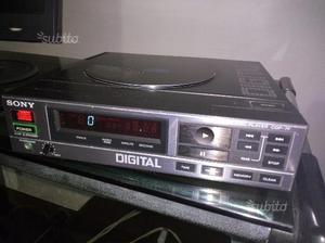 Sony CDP-7F lettore CD