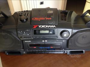 Stereo della Philips anni 90