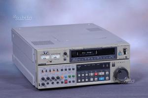 VCR Super VHS JVC BR-S 822 E