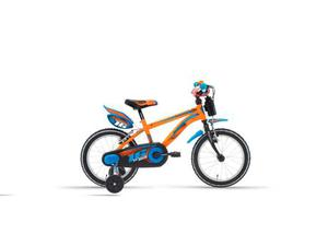 """Bici bicicletta lombardo brera 16"""" junior single speed"""