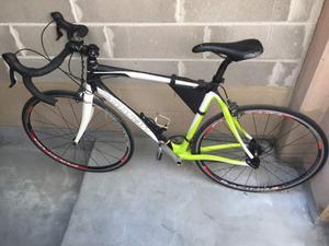 Bici corsa full carbonio