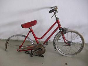 """Bici d'epoca anni 50 da bambina marca COTTUR 14"""""""