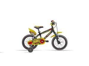 "Bici lombardo augusta 16"" - jump - junior bicicletta bimbo"