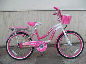 Bicicletta Butterfly misura 20