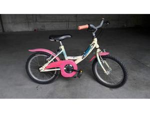 Bicicletta da bambina 16 pollici