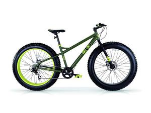 Bicicletta mbm fat machine  speed h43 fdisc brake