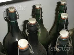 Bottiglioni 2 lt per vino con macchinetta