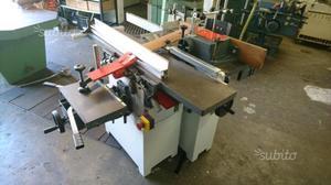 Combinata 7 lavorazioni monofase 220v posot class for Damato macchine utensili