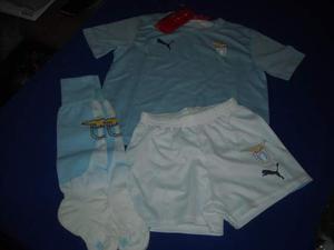 Completo calcio Lazio per bambini