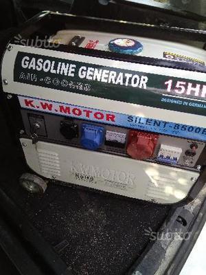 Generatore di corrente usato posot class for Generatore di corrente honda usato
