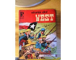 La storia del west numero 3 collana rodeo alamo!