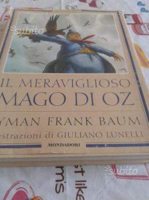 """Libro """"Il meraviglioso mago di Oz"""" come nuovo"""