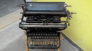 Macchina da scrivere antica Continental