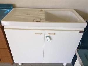 Lavello cucina e mobile sottolavello posot class - Lavello e sottolavello cucina ...
