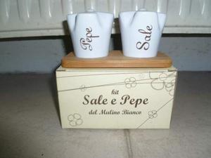 Mulino Bianco Sale & Pepe