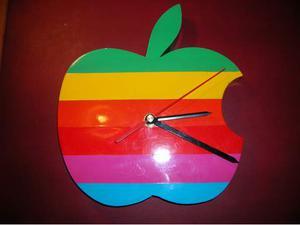 Orologio a parete Apple per la casa