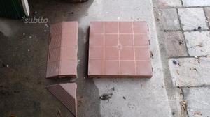 120 piastrelle da esterno plastica forate 40x40 posot class - Piastrelle da esterno ...