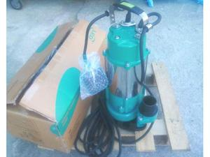 Pompa sommersa acque luride fogna hp 1,5 kw 1,1 xsp20