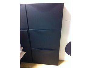 Ikea trones scarpiera nera posot class for Scarpiera usata